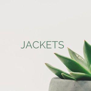 Jackets & Blazers - J A C K E T S  &  C O A T S
